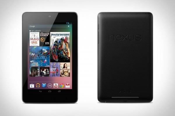 Google представит свежую версию планшетника Nexus 7 23 августа