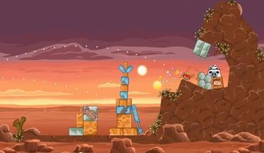 Angry Birds Star Wars выйдет для консолей