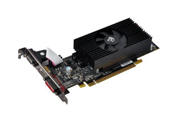 AMD продемонстрировала графический катализатор Radeon HD 7730