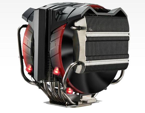 Элегантный и производительный CPU-кулер Cooler Мастер V8 GTS