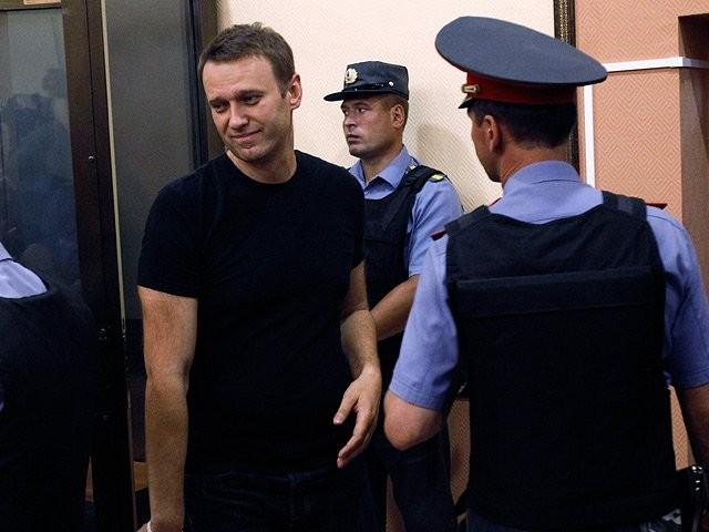 Речь Навального после избавления