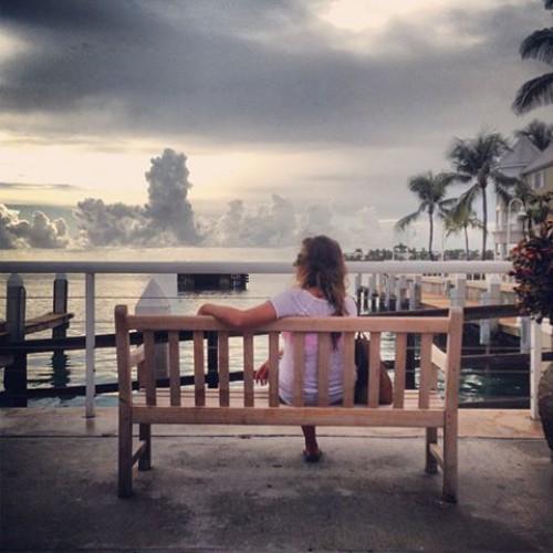 Жанна Бадоева продемонстрировала фото с карамельного месяца (фото)