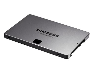 «Самсунг» SSD 840 EVO обеспечивают емкость до 1 ТБ