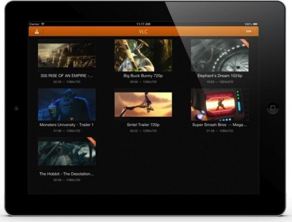 Знаменитый VLC пришел в App Store