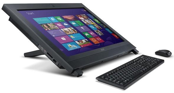 Acer произвела моноблочные ПК бизнес-класса