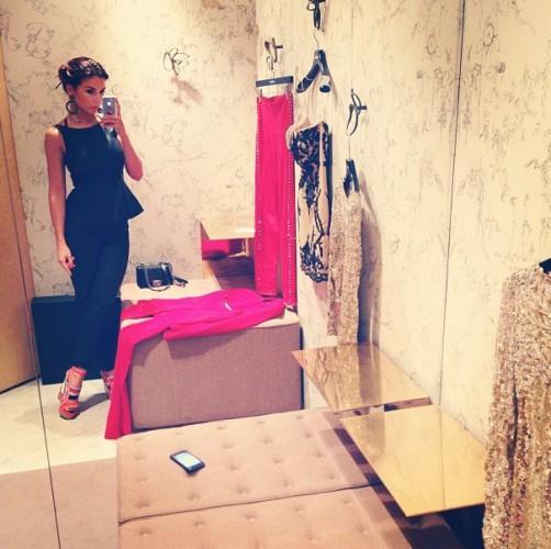 Юлия Седокова изумила непрезентабельным убором (фото)