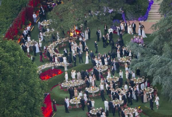 В интернет попали фото со свадьбы 73-летней Тины Тернер (фото)