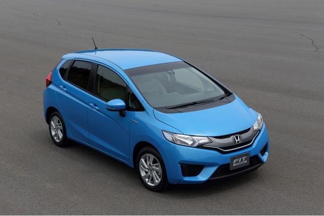 Свежий Хонда Джаз: 2,7 л на сотню