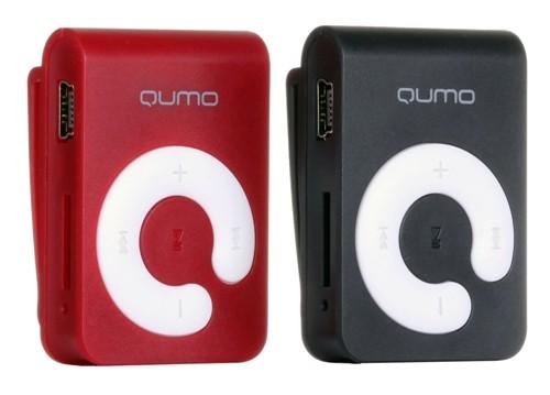 QUMO HIT: малый mp3-плеер