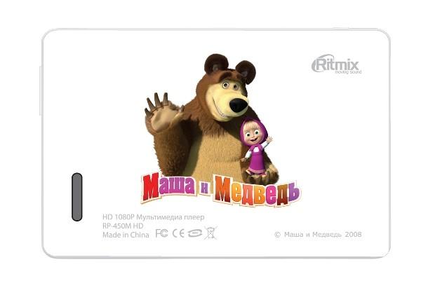 Серия свежих детских устройств Ritmix Kids