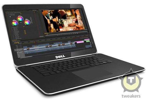 Dell выпустит 15,4-дюймовый компьютер