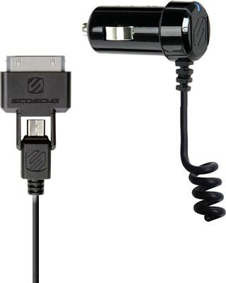 diHouse представила автомобильные зарядки устройств Scosche