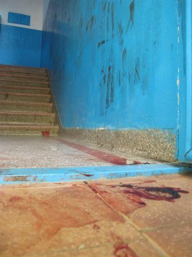 За час до ранения мэр Феодосии собирался в спортзал