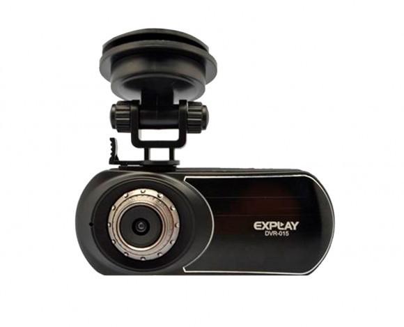 Видеорегистратор Explay DVR-015 с поддержкой Full HD