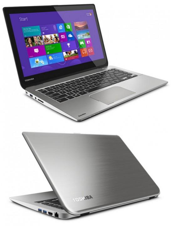 Toshiba Satellite E Series: ультратонкие ноутбуки