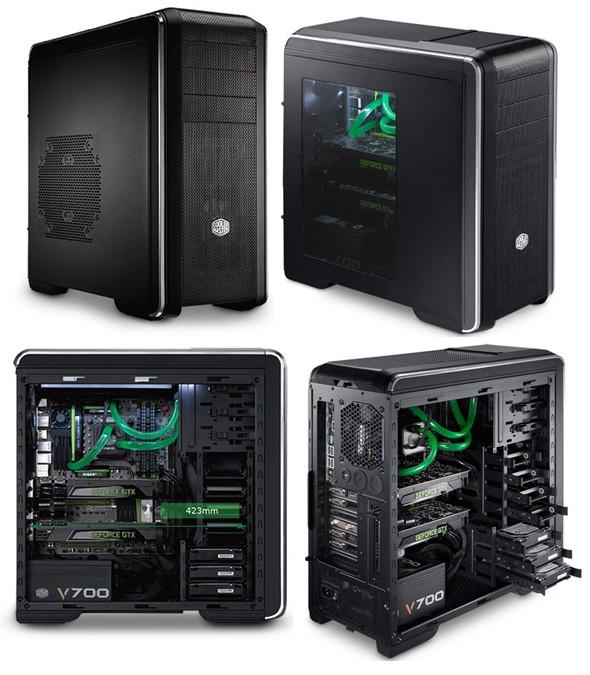 Cooler Master выпустила новый компьютерный корпус