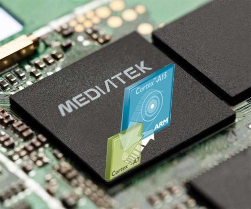 MediaTek активно укрепляет свои позиции на рынке процессоров