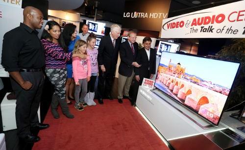 LG расширила линейку телевизоров Ultra HD
