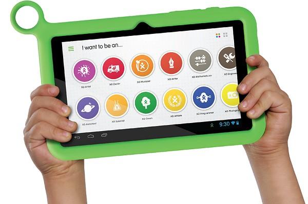 Компания OLPC объявила о выпуске детского планшета