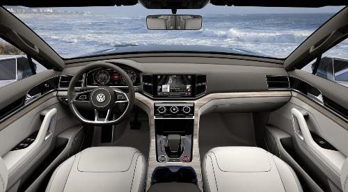 Volkswagen будет выпускать новый 7-местный кроссовер