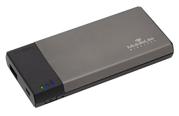 Kingston MobileLite Wireless: беспроводный кардридер