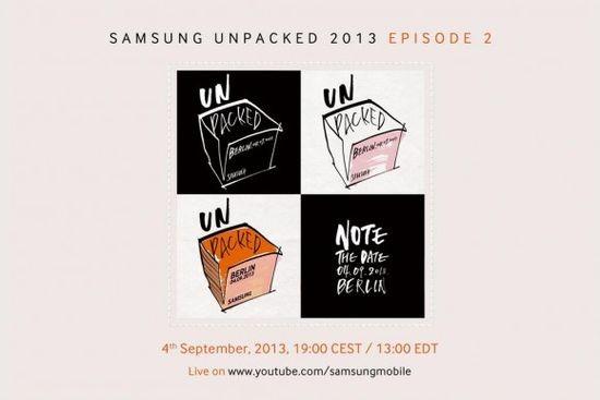 Samsung GALAXY Note III: новое фото и возможная дата анонса