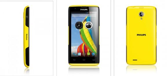 Смартфон-долгожитель Philips Xenium W6500 выходит в продажу