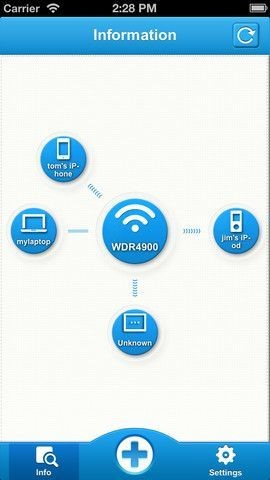 TP-LINK Tether: для опции роутеров с мобильных телефонов
