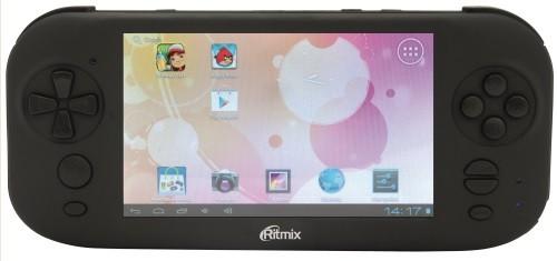 Ritmix RZX-65: консоль в качестве незначительного планшетника