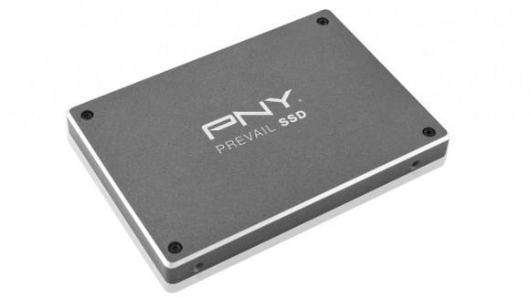 SSD-накопитель PNY Prevail 5K шириной всего 7 миллиметров