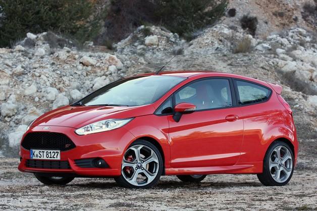 Спрос на Форд Фиеста ST в два раза превзошел ожидания