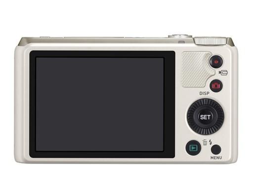 Casio EXILIM EX-ZR800: цыфравая камера с 18-кратным зумом