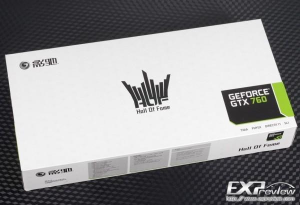 Галакси GeForce GTX 760 HOF - представитель премиум-серии