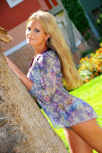 Дана Борисова сбросила лишний вес на 18 г и снялась в бикини (фото)