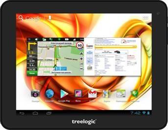 8-дюймовый планшет Treelogic Gravis 81 3G GPS