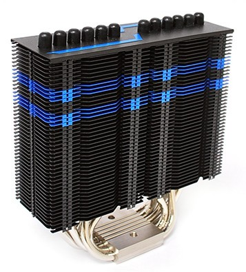 Prolimatech продемонстрирует спецверсию процессорной системы