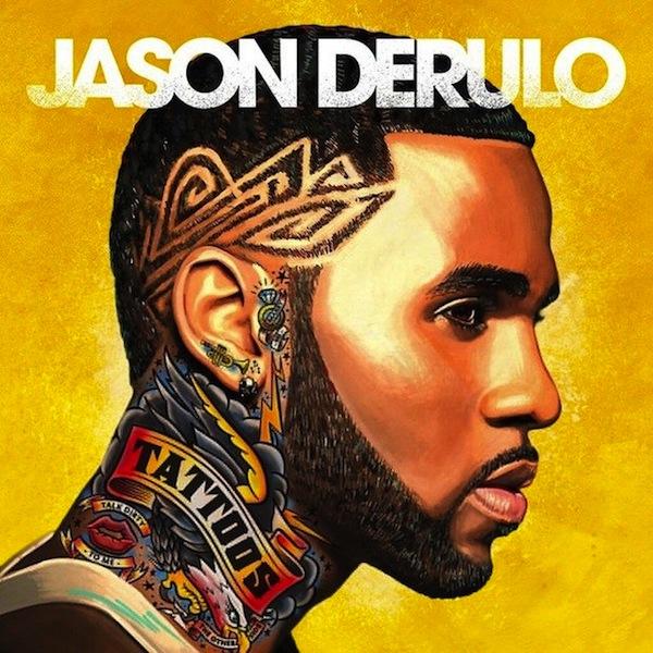 Джейсон Деруло продемонстрировал обложку нового альбома