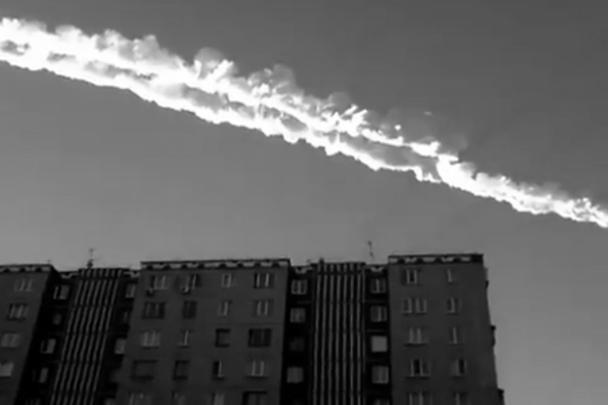 Специалисты выяснили возникновение челябинского метеора