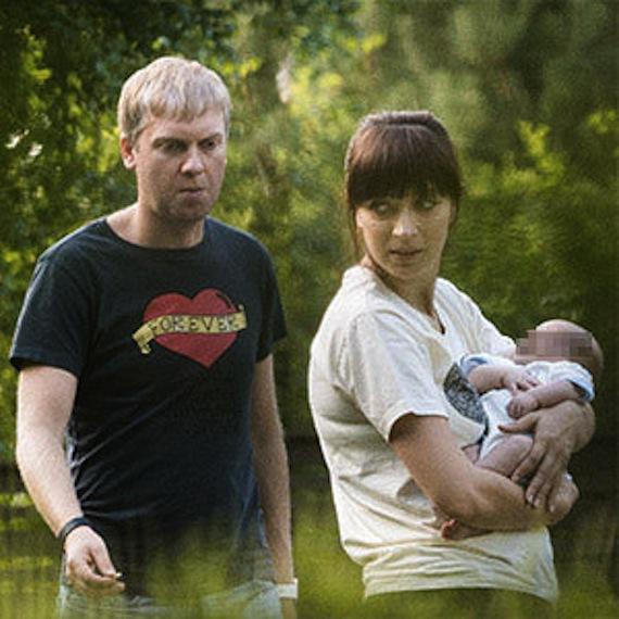 В Сеть попало первое фото сына Сергея Светлакова (фото)