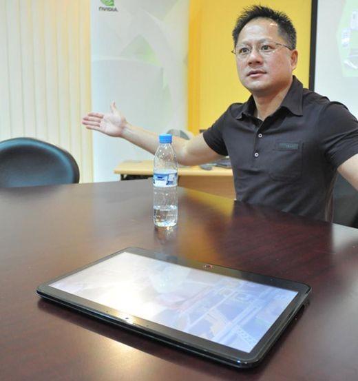 Nvidiа делает планшетник на основе Tegra 5