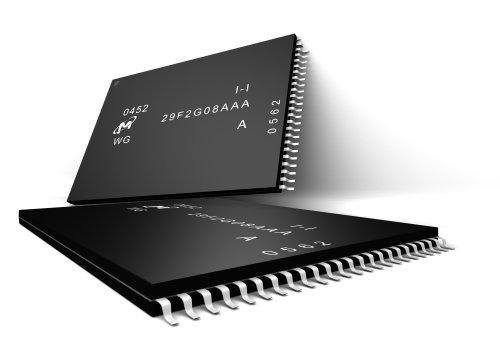 «Самсунг» пустила изготовление трехмерной NAND-памяти