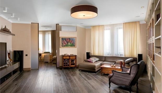 Увлекательная игра с местом в киевской квартире