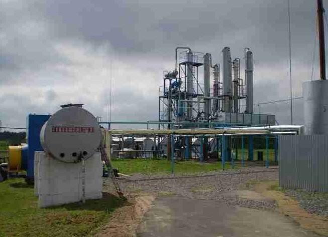 Искусственный газ нелегально создают под «крышей» органов внутренних дел