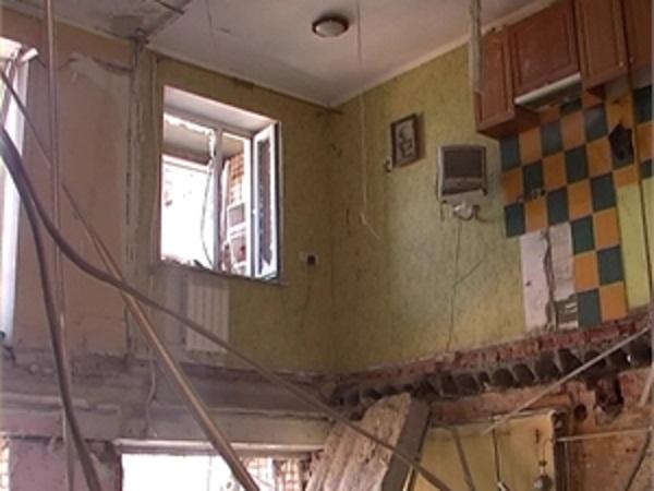 От взрыва многоэтажки в Луганске очень много потерпевших