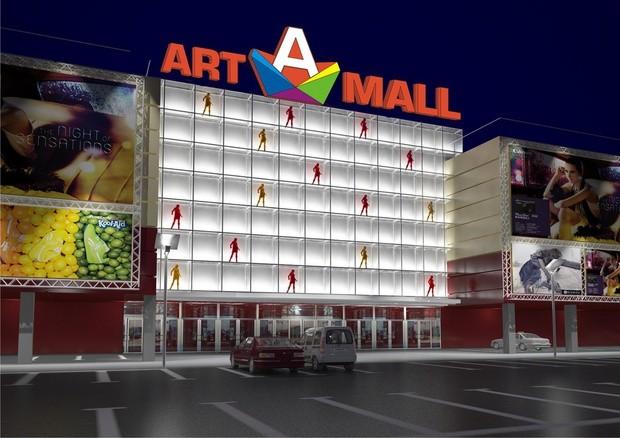 Киев преобразуется в восточноевропейский центр шопинга