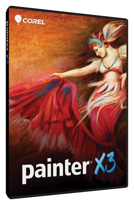 Corel Painter X3: расширенные возможности популярного ПО