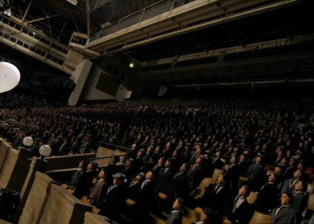 Как снимается массовка в Голливуде (фото)