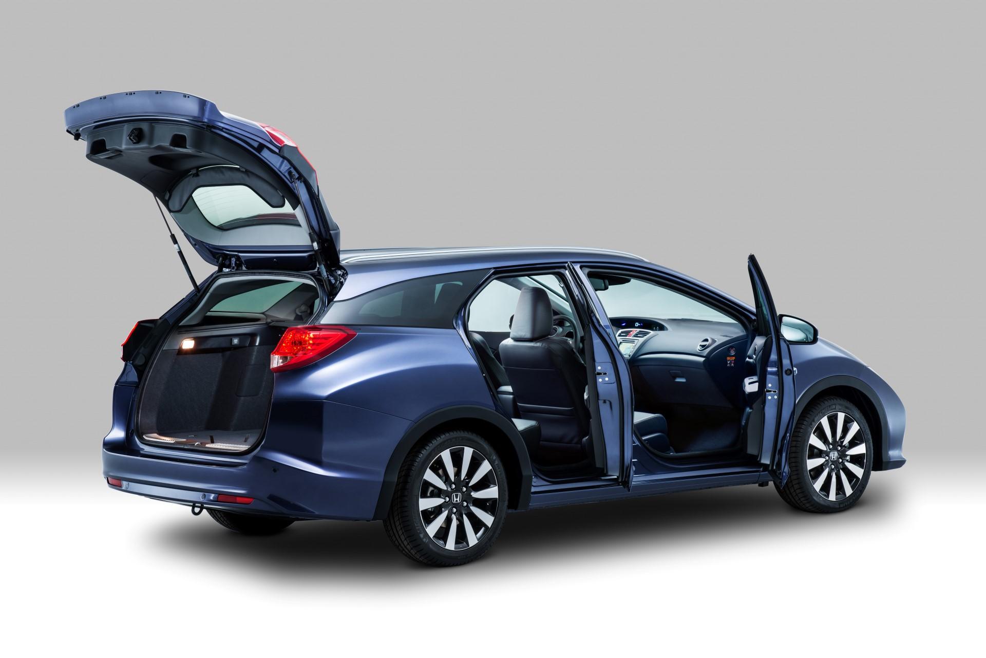 Хонда Цивик Тюнер представлен официально