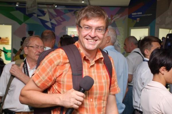 В Киеве раскрыли музей истории Олимпийского