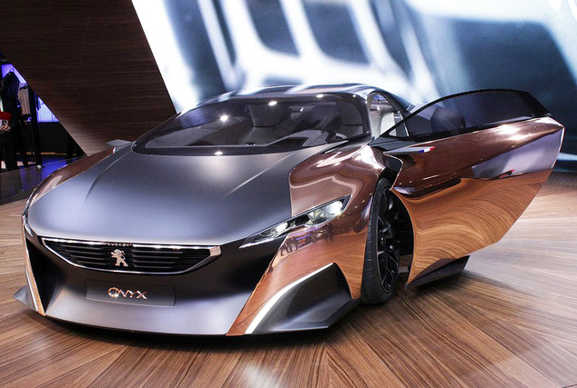 Наиболее прекрасные авто 2013 года